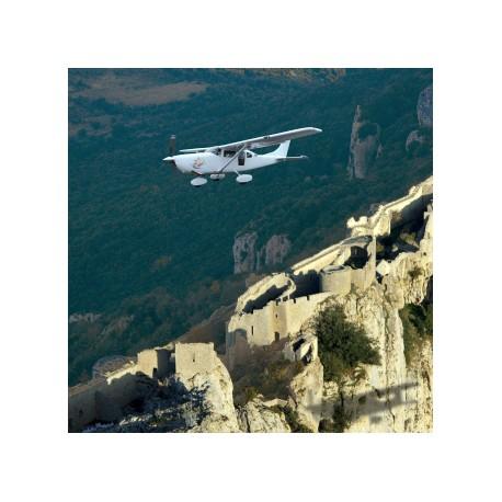 Vol touristique Languedoc Roussillon