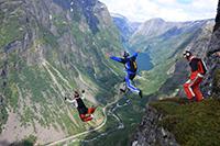 Base jump - SkyDive FlyZone