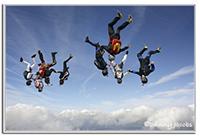 Vol relatif Vertical (VRV) - Skydive FlyZone