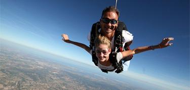 Saut en parachute Lezignan - Skydive Flyzone