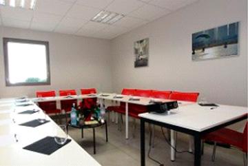 Salle de réunion FlyZone - Skydive FlyZone