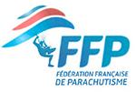 Logo fédération française de parachutisme - Skydive Flyzone