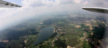Zone de sauts en parachute Revel - SkyDive FlyZone