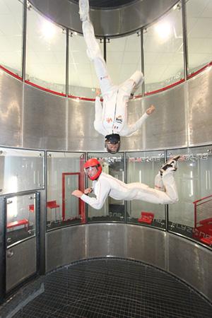 Full patates simulateur de chute libre - Skydive-FlyZone