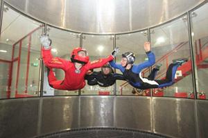 Coaching simulateur de chute libre - Skydive FlyZone