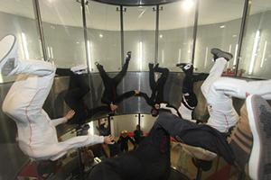 Entrainement vols en simulateur de chute libre - Skydive FlyZone