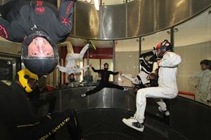 Entrainement simulateur de chute libre - Skydive FlyZone