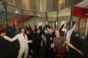 Vols en simulateur de chute libre - Skydive FlyZone