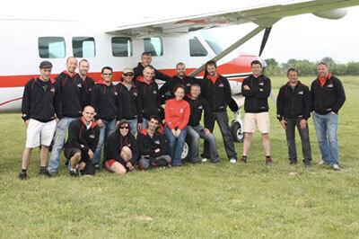 Equipe Skydive-FlyZone