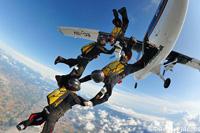 Vol relatif (VR) - Skydive Flyzone
