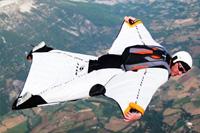 Parachutisme wingsuit